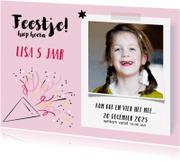 Kinderfeestjes - Kinderfeestje meisje feest toeter