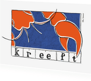 Zomaar kaarten - Kreeft1