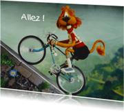 Succes kaarten - Loeki de Leeuw Tour de Lion