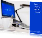 Felicitatiekaarten - Nieuwe Baan I