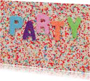 Kinderfeestjes - PARTY met heel veel kleuren