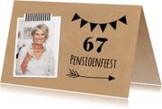 Uitnodigingen - Pensioen kraft LB02