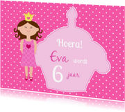 Kinderfeestjes - Prinsessenfeestje Julia 2