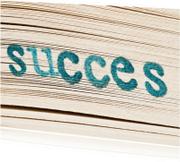 Succes kaarten - SUCCES op boek
