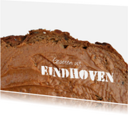 Vakantiekaarten - Typisch Hollands - pindakaas 1