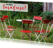 Uitnodigingen - Uitnodiging Tuinfeest Landelijk - OT