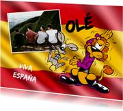Vakantie Loeki in Spanje 1