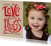 Valentijn Love & Hugs Trendy