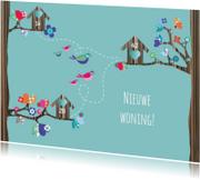 Verhuiskaarten - Verhuiskaart Samenwonen