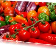 Beterschapskaarten - Vitamientjes - Tomaten