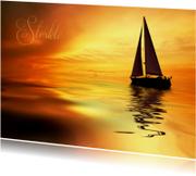 Sterkte kaarten - Zeilboot sterkte-isf