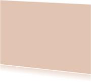 Blanco kaarten - Zilver roze enkel liggend