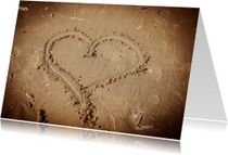 Liefde kaarten - Beautiful things can happen