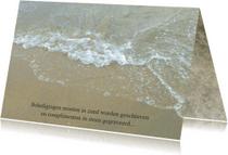 Bedankkaartjes - Bedankt Complimenten in steen