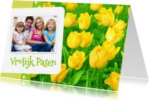 Paaskaarten - Bloemenkaart Tulpen - BK
