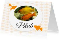 Dierenkaarten - Blub - BK