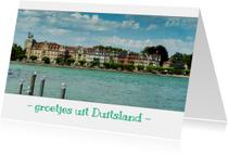 Vakantiekaarten - Bodensee