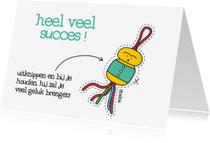 Succes kaarten - Coaching Gelukspoppetje