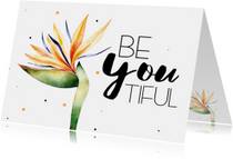 Coachingskaarten - Coachingskaart Beyoutiful