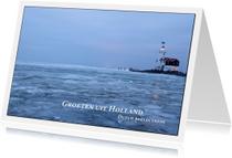 Ansichtkaarten - Dutch Reflections IX