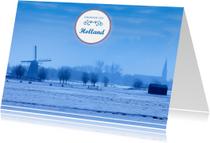 Ansichtkaarten - Groeten uit Holland LIV