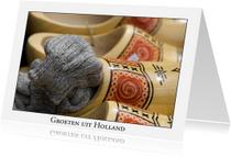 Ansichtkaarten - Groeten uit Holland XXXIII