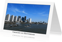 Ansichtkaarten - Groeten uit Rotterdam XIX