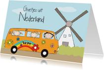 Vakantiekaarten - Groetjes uit Nederland 1