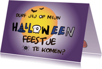 Kinderfeestjes - Halloween feestje-IR