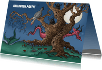 Halloween kaarten - Halloween_JB