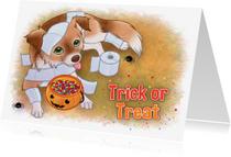 Halloween kaarten - Halloween Penny Chiwowy