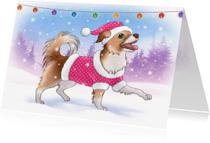Kerstkaarten - Kerst Chiwowy Penny Kerstpakje