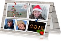Kerstkaarten - Kerst groeten - fotokaart