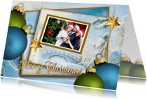 Zakelijke kerstkaarten - Kerst zakelijk eigen foto 01 - SG