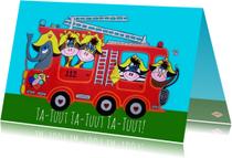 Kinderkaarten - Kinderkaart Ta-Tuut PA