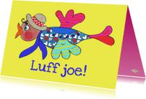 Liefde kaarten - Liefde kaart Luffjoe PA