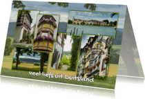 Vakantiekaarten - liefs uit Duitsland
