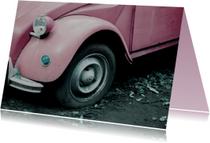 Geslaagd kaarten - made4you- rijbewijs-meisje