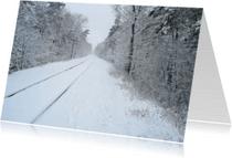 Kerstkaarten - nr27-kerst4-foto-sneeuwspoor