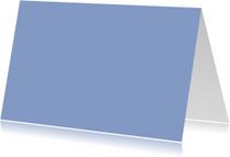 Blanco kaarten - Paars liggend dubbel