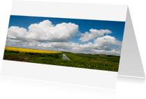Ansichtkaarten - poldersloot