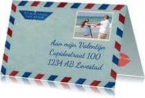 Post voor je Valentijn - DH