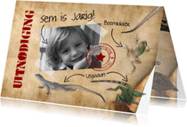 Kinderfeestjes - Reptielen en oud papier-isf