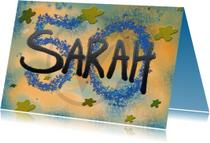 Verjaardagskaarten - Sarah II