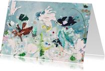 Kunstkaarten - Schilderij print Weidse Weelde rh