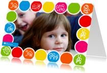 Kinderkaarten - SOS kinderdorpen kinderkader