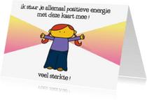 Sterkte kaarten - Sterkte Positieve Energie