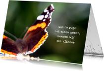 Sterkte kaarten - Sterkte vlinder gaat verder ME