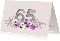 Uitnodigingen - Uitnodiging pensioen/verjaardag