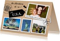 Vakantie in de U.S.A.